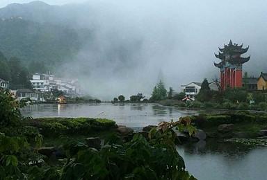 九华山 黄山 宏村 三清山 千岛湖 西湖(9日行程)