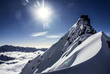 入门级雪山攀登 四姑娘山二峰(3日行程)