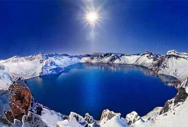 哈尔滨雪乡穿越亚布力滑雪长白山吉林雾凇岛纯玩跟团旅游(7日行程)