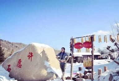 雪乡穿越版 哈尔滨 雪谷穿越 中国雪乡 长白山 雾凇岛(7日行程)
