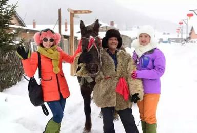 冰情雪韵 大雪谷穿越 爸爸去哪摄影基地 中国雪乡 长白山 雾(7日行程)