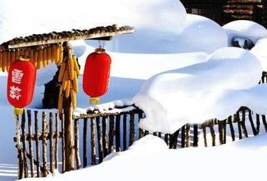 相约哈尔滨 雪谷穿越雪乡 长白山 雾凇岛(6日行程)