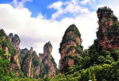 神奇张家界 烟雨凤凰城 深度游(7日行程)