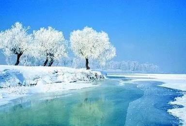 穿越版 冰雪情缘 哈尔滨 雪谷穿越 中国雪乡 长白山 雾凇岛(7日行程)
