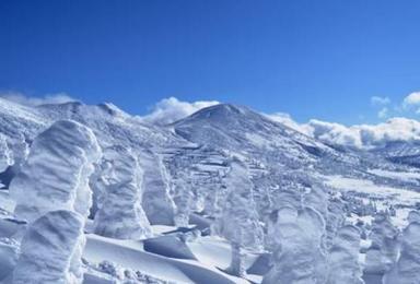 行天下户外 长白山雪景(4日行程)