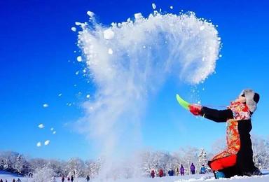相约哈尔滨 雪谷穿越雪乡 长白山 雾凇岛 镜泊湖冬捕活动(7日行程)