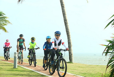 海南东线骑行智能单车 装备(5日行程)