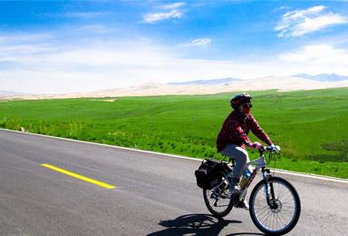 环青海湖骑行 领队 保障车护航 圆梦圣湖 茶卡盐湖(5日行程)