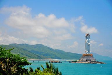 海南完美假期双飞游(6日行程)