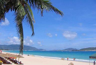 骑行海南岛 看海听涛 蓝天白云 体验另一种旅行方式(5日行程)