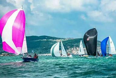 平潭岛、帆船体验、海岸线徒步2日游(2日行程)
