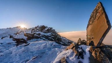 西部攀登 四姑娘山大峰攀登 人生的第一座雪山(3日行程)