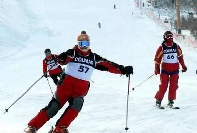 和我一起过圣诞 去七星岭滑雪吧(1日行程)