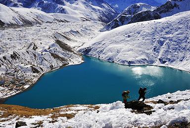 尼泊尔EBC徒步 天堂的约会(14日行程)