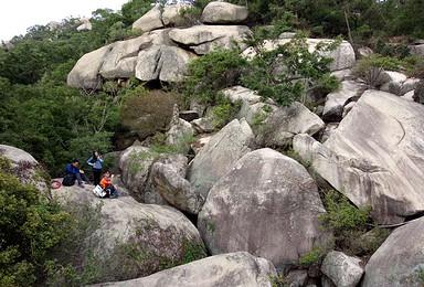景幽谷技术攀登(1日行程)