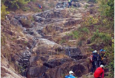 造水穿越竹坝会员AA 高级会员免费(1日行程)