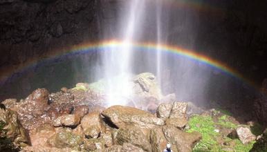 乐山龙岩攀岩探洞新手都可以参加体验(2日行程)
