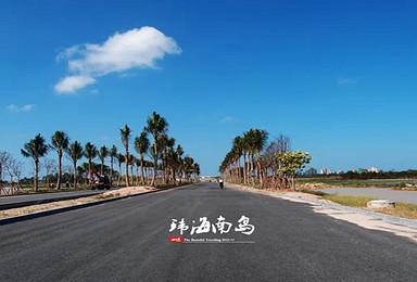 这个寒假有点热 来一场单车与海岛的约会吧(6日行程)