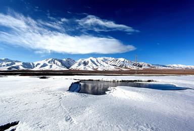 青藏线 穿越青藏高原的核心地带(8日行程)