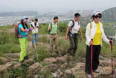 大阳山景区绕圈爬山活动(1日行程)