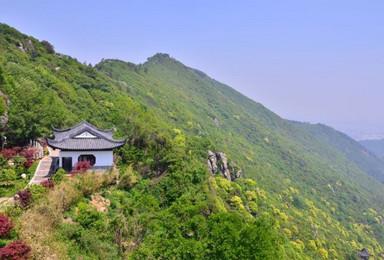 探寻藏匿在上海周边的山峰 走明代古道 泡温泉(1日行程)