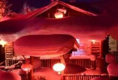 冰雪童话 哈尔滨穿越东北雪乡纯玩游(5日行程)