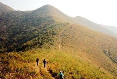 登顶高骊山 最值得爬的山峰 最美的山脉(1日行程)