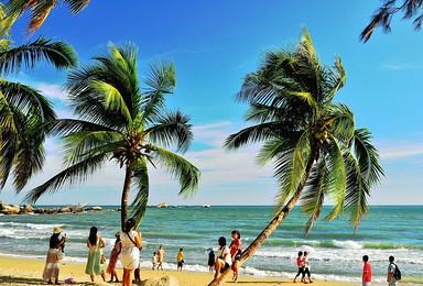 三亚 漫游阳光沙滩 体验东方夏威夷 别样海南7日风情之旅(7日行程)