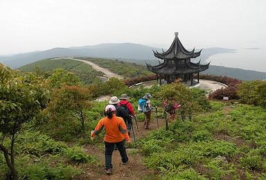 12月24日 登苏州东山第一高峰 莫厘峰(1日行程)