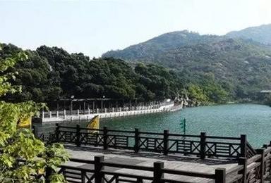 苏州穹隆山祈福 白象湾休闲游(1日行程)