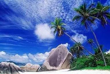 自驾海南环岛深度游 无人小岛 海上渔村 海边露营(6日行程)