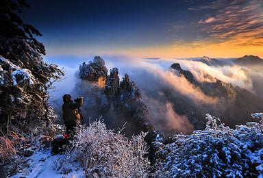 银装素裹张家界 观雪中阿凡达世界(4日行程)