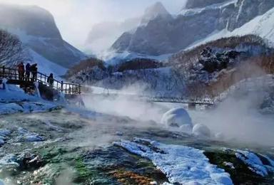 秋之韵东北赏雪即刻启程 亲们快来参与雪乡七天乐吧(7日行程)
