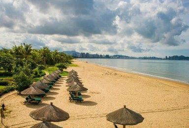 海南三亚海边徒步游泳活动(2日行程)