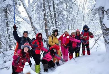 相约冰城哈尔滨 穿越雪乡 大美长白山 魔界摄影 滑雪赏雾凇活动计划(15日行程)