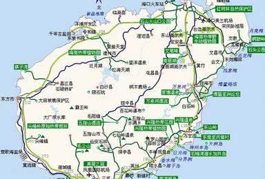 海南不只有三亚 房车环岛自驾游(8日行程)