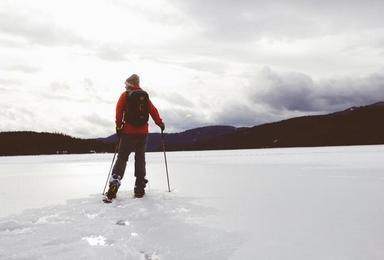 伊春九峰山滑雪(1日行程)