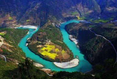 三江并流大环线 穿越怒江 丙中洛 独龙江 梅里雪山 香格里拉(8日行程)