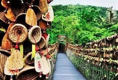 海口 三亚 双岛一雨林一南山一天涯一千古情完美搭配(6日行程)