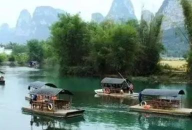 巴马村 德天瀑布 涠洲岛 北海 桂林 凤凰古城游(10日行程)