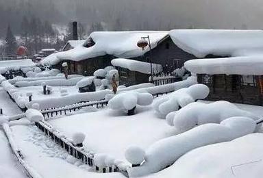 春节东北专线 村长带大家走进童话世界雪乡 长白山 感受冰雪饕餮盛宴(0日行程)