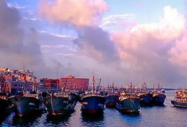千年古庙X东方古城X渔港码头X丝绸起点(1日行程)
