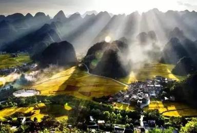 贵州黄果树瀑布 马岭河 万峰林 西江苗寨游(6日行程)