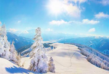 1月15日新疆天山行者俱乐部邀您南山牧场 赏雪景 滑野雪(1日行程)