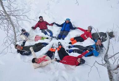 周五出发 雪乡雪谷 冰雪大世界 索菲亚教堂 元旦发团(3日行程)