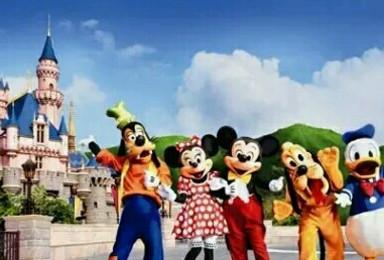 新年特惠游 上海迪士尼乐园游(3日行程)