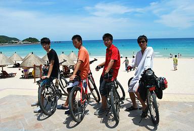 春节假期海南岛环岛骑行 新春海岛行 420公里环岛旅行(6日行程)