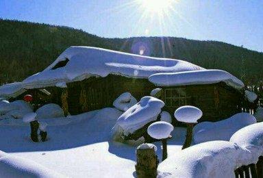 东升穿越 雪乡 长白山 吉林雾凇岛召集(8日行程)