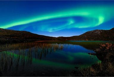 一路向北 追寻北极之光 驰骋呼伦贝尔大草原(10日行程)