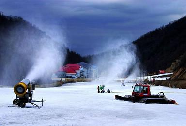 世际园滑雪场(1日行程)